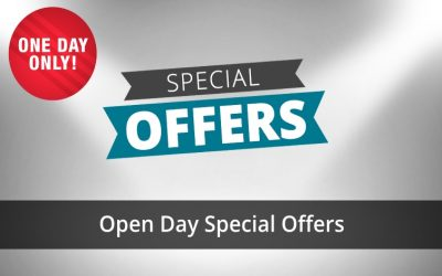 Collings Brothers Open Day Offers