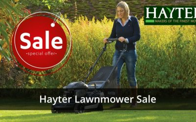 Hayter Lawnmower Sale