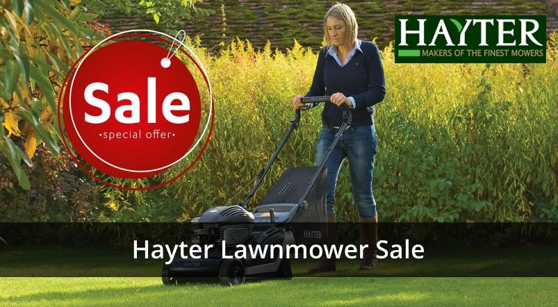 Hayter Lawnmower Sale