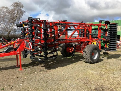 Kuhn Performer Cultivator for Sale