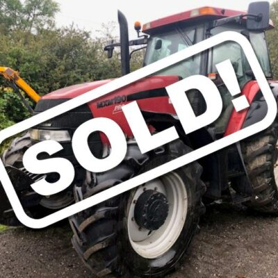 Case IH MXM190 PRO Tractor for Sale