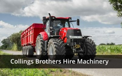 Collings Brothers Case IH Hire Machinery