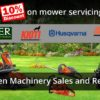 Garden Machinery Tools and Equipment Offers