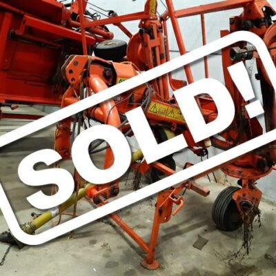 Kuhn GF5801 Tedder for Sale