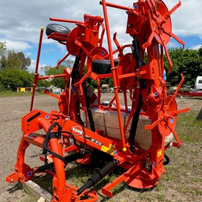 Kuhn GF8712 Tedder for Sale