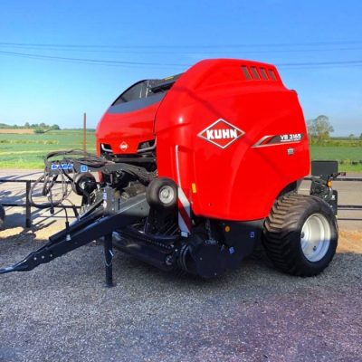 Kuhn VB3165 Round Baler for Sale