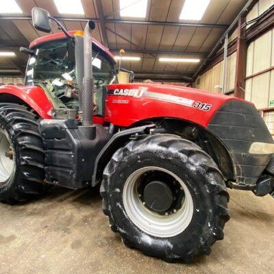 Case IH Magnum 315 Tractor for Sale UK