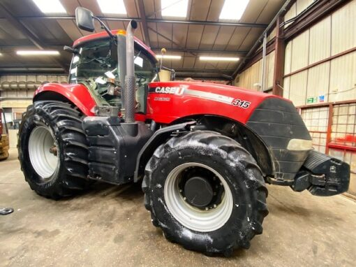 Case IH Magnum 315 Tractor for Sale UK
