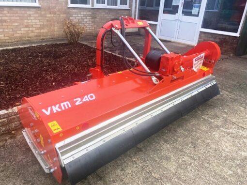 Kuhn VKM240 Shredder for Sale