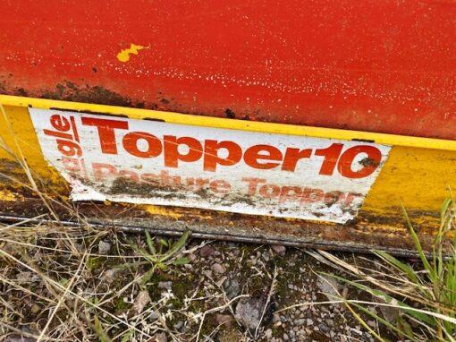 Teagle Topper 10 for Sale
