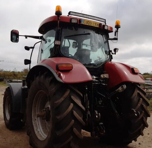 Case IH Puma 155 Tractor for Sale