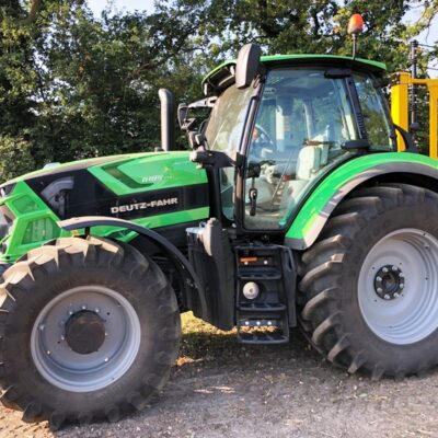 Deutz 6185 Tractor for Sale