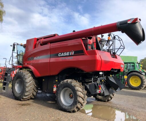 Case IH 8120 Axial Flow Combine Harvester for Sale