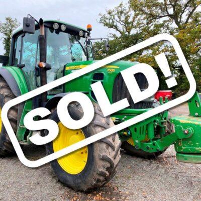 John Deere 7530 Premium Tractor for Sale