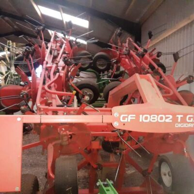 Kuhn GF 10802 T G2 Tedder for Sale