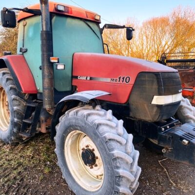 Case MX110 Tractor for Sale