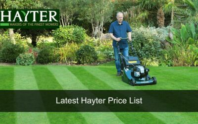 Latest Hayter Residential Brochure and Price List