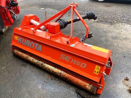 Kubota SE1150 Flail Mower for Sale
