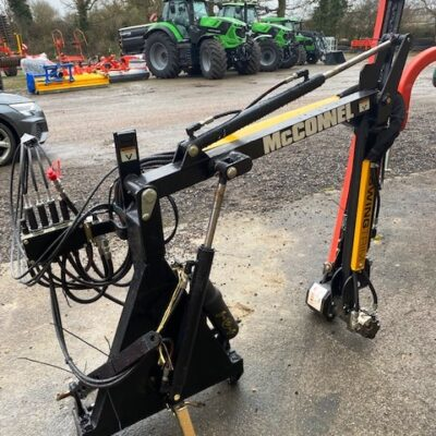 McConnel Swing Trim Hedge Cutter for Sale
