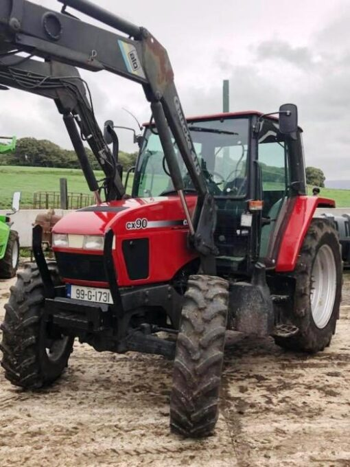 case-cx90-tractor-for-sale