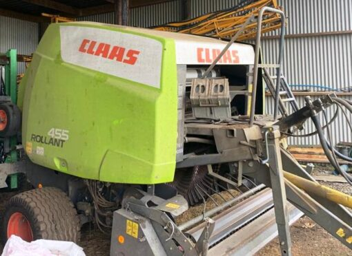 Claas Rollant 455 Baler for Sale