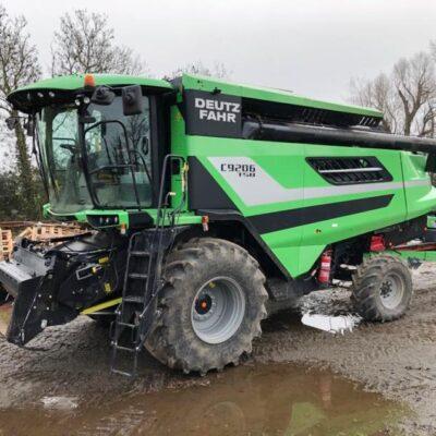 Deutz 9206 TSB Combine Harvester for Sale