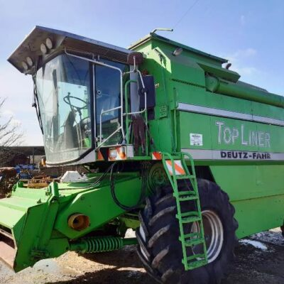 Deutz Fahr Top Liner 4075 HTS Combine Harvester for Sale