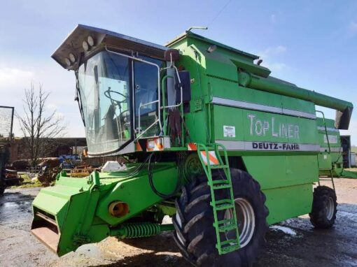 Deutz Fahr Top Liner 4075 HTS Combine Harvester for Sale