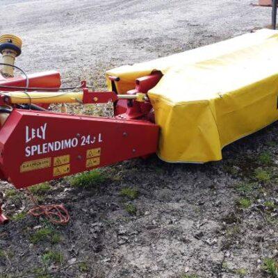 Lely Splendimo 240L Mower for Sale
