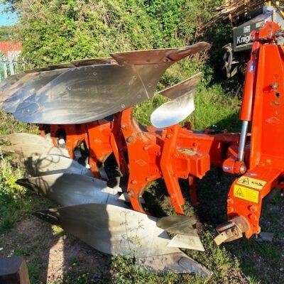Kuhn Multi Master 121 Plough for Sale