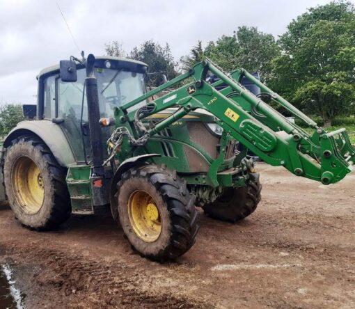 John Deere 6115M Tractor for Sale