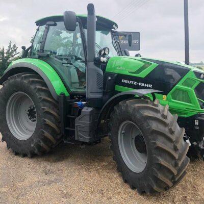 Deutz 6165 RC Shift Tractor for Sale