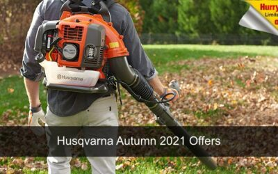 Autumn Husqvarna Offers