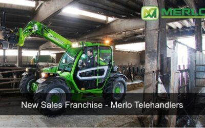New Sales Franchise Merlo Telehandlers
